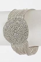 White-emma-stine-bracelet