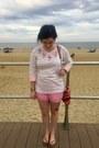 Hot-pink-rebecca-minkoff-bag-bubble-gum-lilly-pulitzer-x-target-shorts