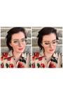Nude-isaac-mizrahi-live-dress-eggshell-eyebuydirect-glasses