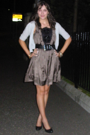 Zara dress - belt - Primark shoes