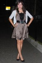 Zara dress - belt - Primark shoes