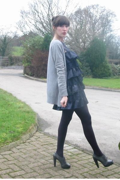 new look - Primark dress - Topshop shoes