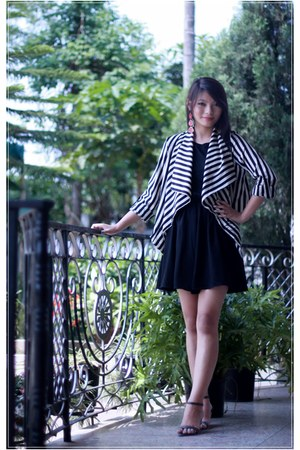 black dress precious melove dress