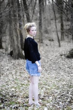 I as a model #2