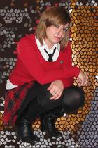 School Rocker Girl