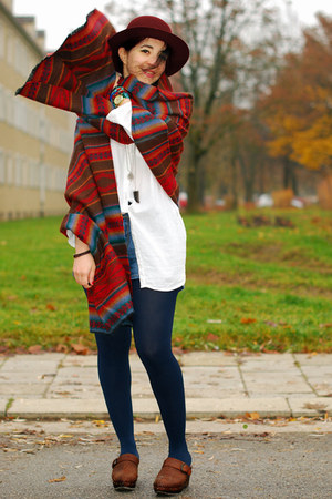 navajo print Zara Man scarf