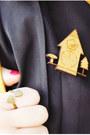 Mustard-h-m-dress-black-trench-sheinside-coat-mustard-zara-bag