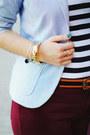 Navy-stripes-c-a-t-shirt-light-blue-stripes-cadena-blazer