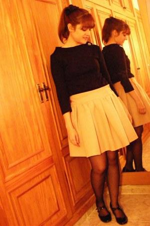 Zara skirt - Mango top