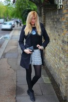 Zara shorts - Zara coat - Marc Jacobs bag - Zara top