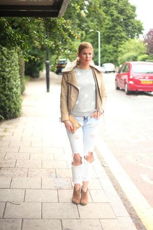 Zoe Karssen top - Marc Jacobs bag