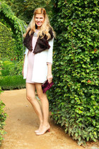 Christian Louboutin shoes - Zara dress - D&G bag