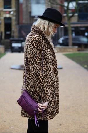 Mang coat - Zadig & Voltaire bag