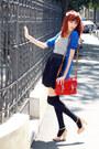 Primark-bag-blue-margotte-cardigan-nude-asos-heels
