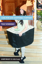 I Die for DIY Costume Contest Winners!
