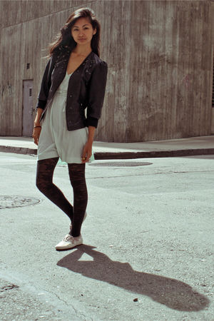 Black-forever-21-jacket-blue-forever-21-dress-black-urban-outfitters-tights-