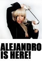 The Premiere of Lady Gaga's Alejandro is Here!
