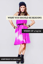 What You Should Be Reading: Week of 1/13/12