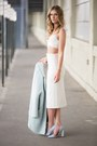 Periwinkle-h-m-coat-light-pink-ashlynd-purse-white-new-york-and-co-skirt
