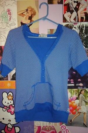blue Self Esteem hoodie