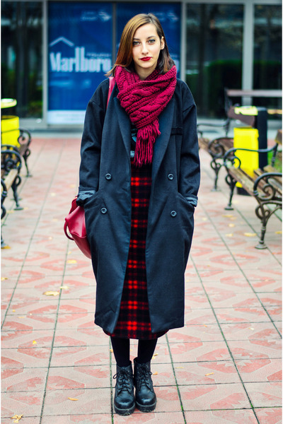 nowIStyle coat - SLY t-shirt - SLY skirt