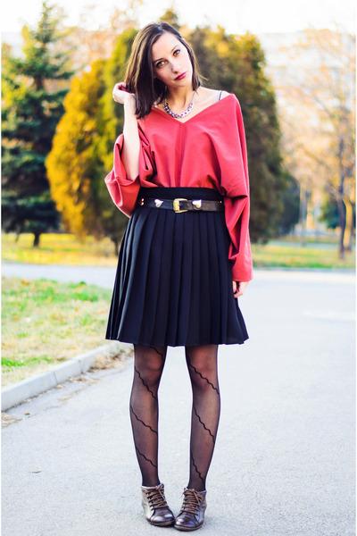 n-1 skirt - n-1 top