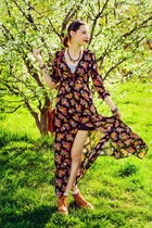Choies bracelet - Choies bracelet - Choies boots - Choies dress