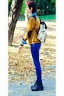Mustard-sweater-second-hand-sweater