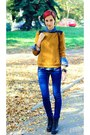 Mustard-sweater-second-hand-sweater
