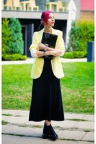 nowIStyle dress - Mood & Closet blazer