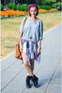 Ichi-sweater-zara-shirt