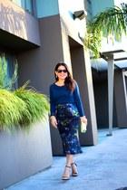 cynthia rowley sweater - Three Floor skirt