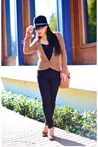 Hat Attack hat - magaschoni sweater - Zara pants