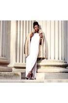 ivory Ralph Lauren dress