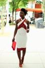 Red-halter-neck-bec-and-bridge-dress