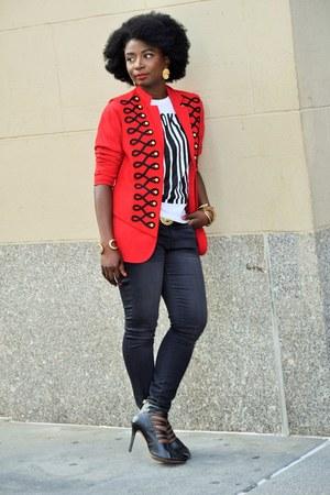 red band vintage jacket
