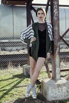 stylestalker dress - Sumakhi jacket - Finders Keepers jacket