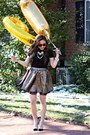 Black-forever-21-shirt-black-charlotte-russe-heels-gold-francescas-skirt