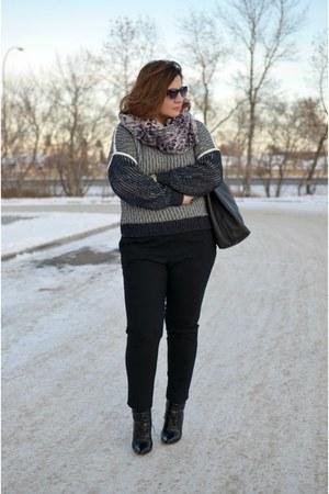 ALC sweater - Zara pants