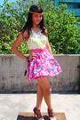Accessories-top-belt-skirt-shoes