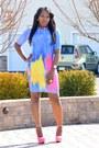 Bubble-gum-heels-heels