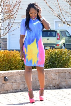 bubble gum heels heels