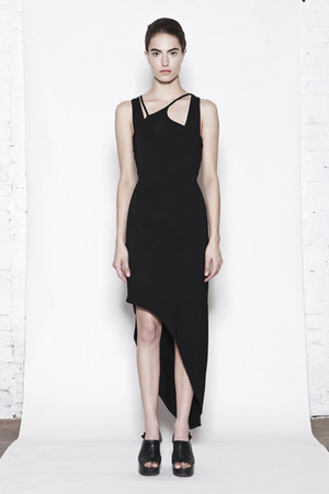 black Factory by Erik Hart dress