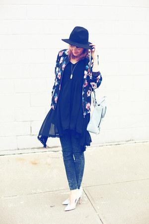 One Teaspoon dress - Zara jacket - 31 Phillip Lim bag