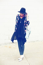 One Teaspoon dress - Zara jacket - 31 Phillip Lim bag