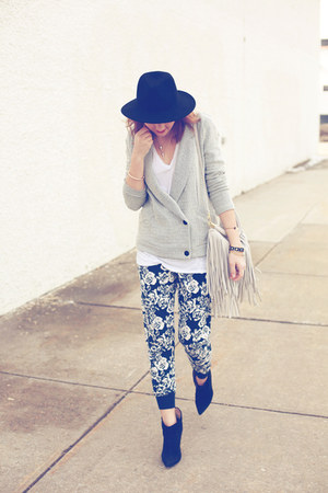 bella luxx blazer - H&M bag - Forever 21 pants