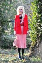 Tulle skirt - Akira blouse
