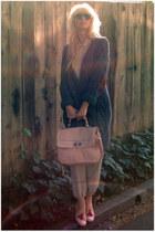 vintage blouse - Vinatge pants