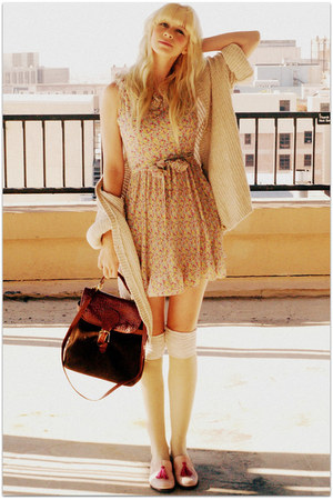 vintage sweater - Darling dress