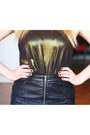 Black-pu-leather-h-m-skirt-new-look-top-black-h-m-wedges
